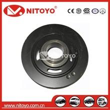 crankshaft pulley for hyundai OK72C-11-401D