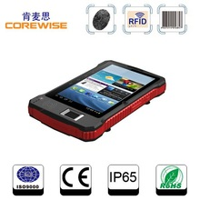 handheld android 3g rugged fingerprint tablet pc with wifi,bluetooth,gps,rfid,barcode scanner
