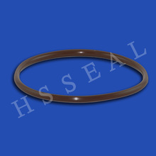 sectional shape of sealing ring sluice rubber special seal ring for bonnet valve