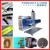 2015 China Machinery Jewelry/ring/code/ Logo /pen/ PVC/metal nonmetal portable fiber laser marking machine price