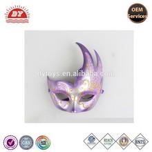 custom make decorative party face mask