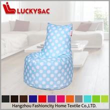 best selling polka dots bean bag chair, kids chairs, kids sofa