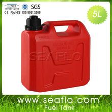 Gas Can SEAFLO 5L 1.3 Gallon Plastic Fuel Tank Manufactures