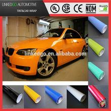 Best price car body sitcker brown gloss car wrap auto wrap car wrapping