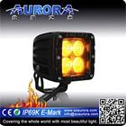 high quality aurora 2 inch amber work light led light off road