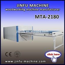 MTA-2180 MDF single table Vacuum Membrane Press machine