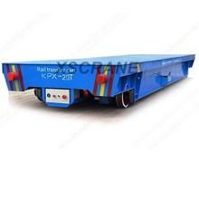 5-500ton material handing flat transfer car