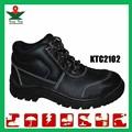 Protetor de sapatos masculinos sapatos de couro calçado de segurança especial anti- estático deslizamento em botas de segurança