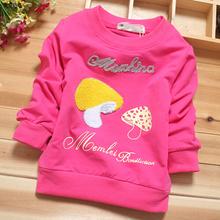 tc18014 toddler baby clothing korean cute long sleeve baby cotton tshirts
