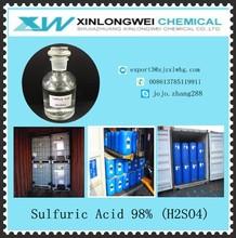 Sulphuric Acid plant(SGS test) /Sulfuric Acid 98%
