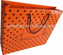 Functional promotional gift paper packing custom printed glassine bag