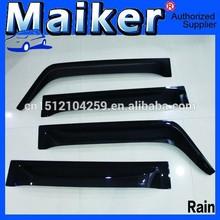 4*4 auto accessories from maiker Sun Visor Rain Visor car window visor for cars For Hummer H3