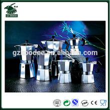 2015 Hot selling 3 Cup Aluminum moka espresso coffee maker,moka coffee maker,mini coffee maker