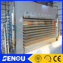 china price for woodworking machinery Multi-daylight press