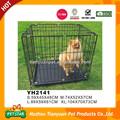 matériaux de haute qualité en acier inoxydable cage pet pet store