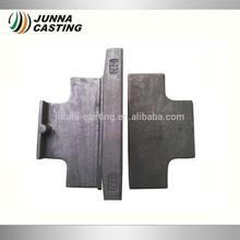 Cast Manganese Steel Coupler Carrier Wear Plate