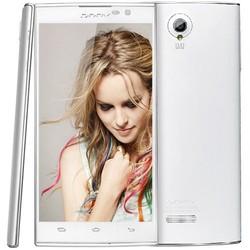 Original DOOV D800 4GB White, 5.5 inch Android 4.2 Smart Phone, MTK6589 Quad Core 1.2GHz, RAM: 1GB, Dual SIM, GSM Network