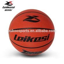 PU basketball balls size 7