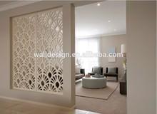 laser cut decorative screen and panels