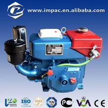 piccola potenza motore raffreddato ad acqua diesel