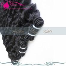 100% brazilian human hair extensions weft virgin hair distributors