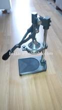 multifunctional manual cast iron potato cutter / versatile machine