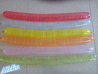 rocket shaped balloons