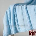 scottish traje de coreano de cachemira manta de cordero