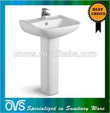 china manufacturer hot sale bathroom design basin toilet set