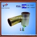 Farmacéutica de la ampolla de aluminio papel de embalaje