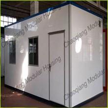 Light steel low cost prefabricated modular house