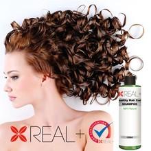 Traditional herbal formula hair growth shampoo anti hair loss treatment