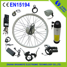 2015 shuangye 250w 36v electric bicycle conversion motor engine kit