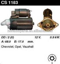 Valeo starter motor CS1183,0001112015
