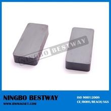 permanent grade 3 ferrite magnet block