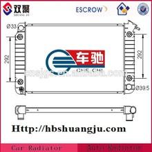 Custom aluminum radiators