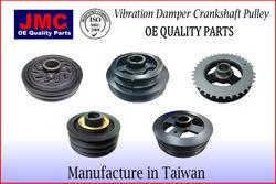 JMGM-CP041 Vibration Damper Crankshaft Pulley for GM 6272221 12551537 594-012