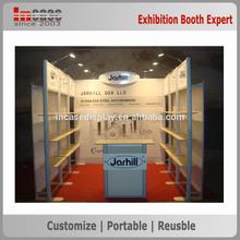 modular exhibition booth