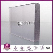 20mm Thicken Polycarbonate Solid Sheet,Plexiglass,Solid Polycarbonate Sheet Transparent One Side or Double Sides UV Coating