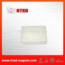 Neodymium flat industrial magnets
