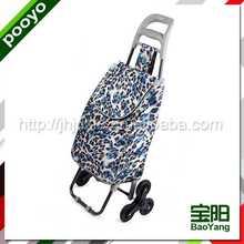 folding hand cart handy shopping cart