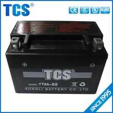 Hot sale traditional sealed 12v 9a high quality motorcycle