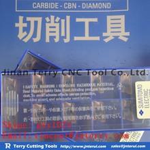 Milling cutting tools,High speed polishing solid carbide rod SUMITOMO AXMT170508PEER-G ACP200