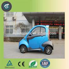 Family Smart Electric Car Sedan