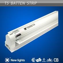 0.3mm Aluminum Housing with Reflector T5 Fluorescent Ligtht Fixture 14W