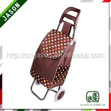 hand cart cooler bag for shopping