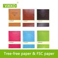 2014 amostra grátis eco novo design a5 plain notebook