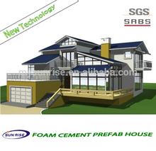fast installation prefab homes/prefab beach house/prefabricated prefab houses modular house