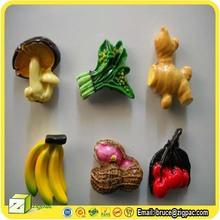FM001507,fridge magnet ceramic,vegetable fridge magnets