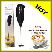 2015 cappuccino mixer/whisk blender coffee mixer peeler set